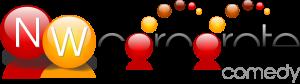 www.nwcorporatecomedy.com logo